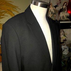 CLAIBORNE 100% wool men's blazer 44R